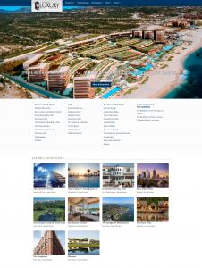 Luxury Real Estate Portal